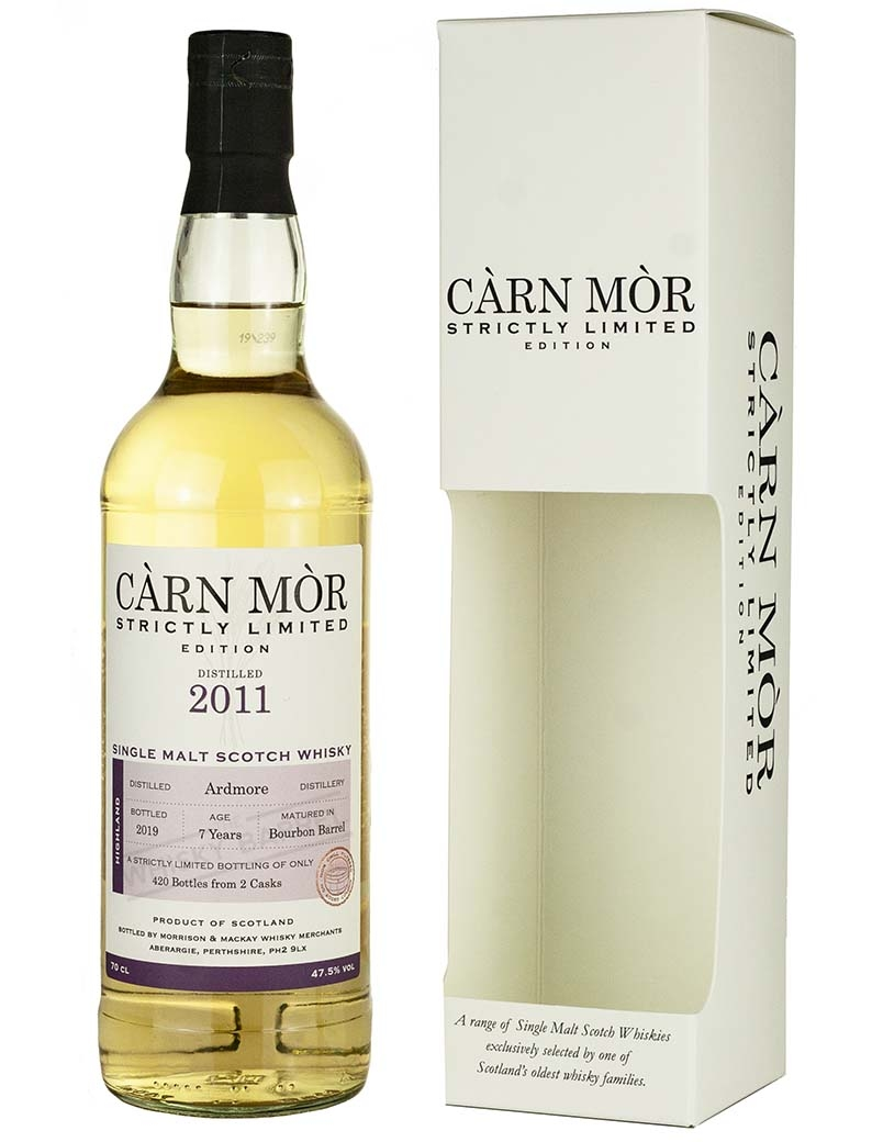 Ardmore 7 Year Old 2011 Strictly Limited
