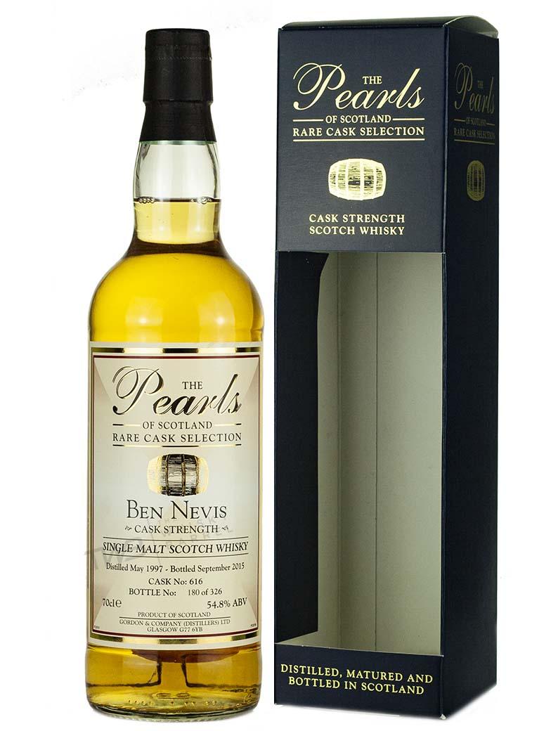 Ben Nevis 18 Year Old 1997 Pearls Of Scotland
