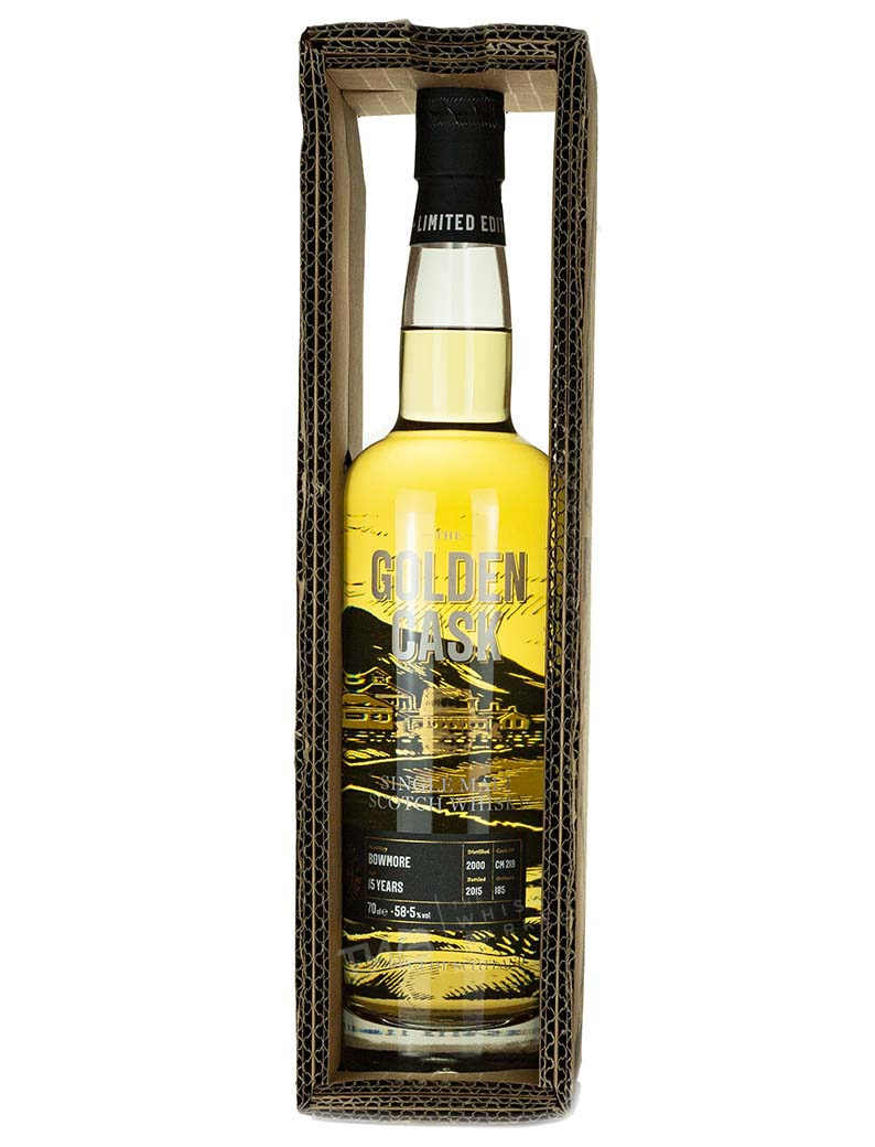 Bowmore 15 Year Old 2000 The Golden Cask