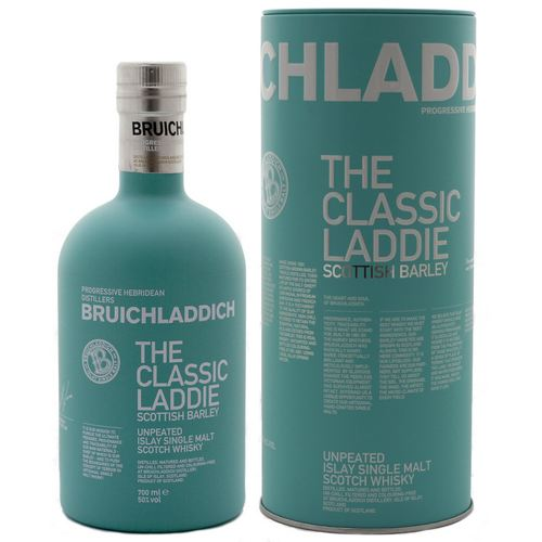 Bruichladdich Classic Scottish Barley