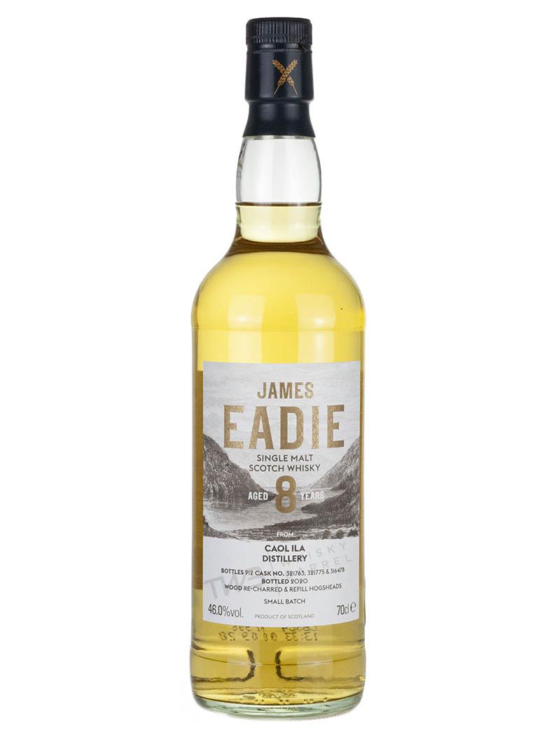 Caol Ila 8 Year Old James Eadie Small Batch