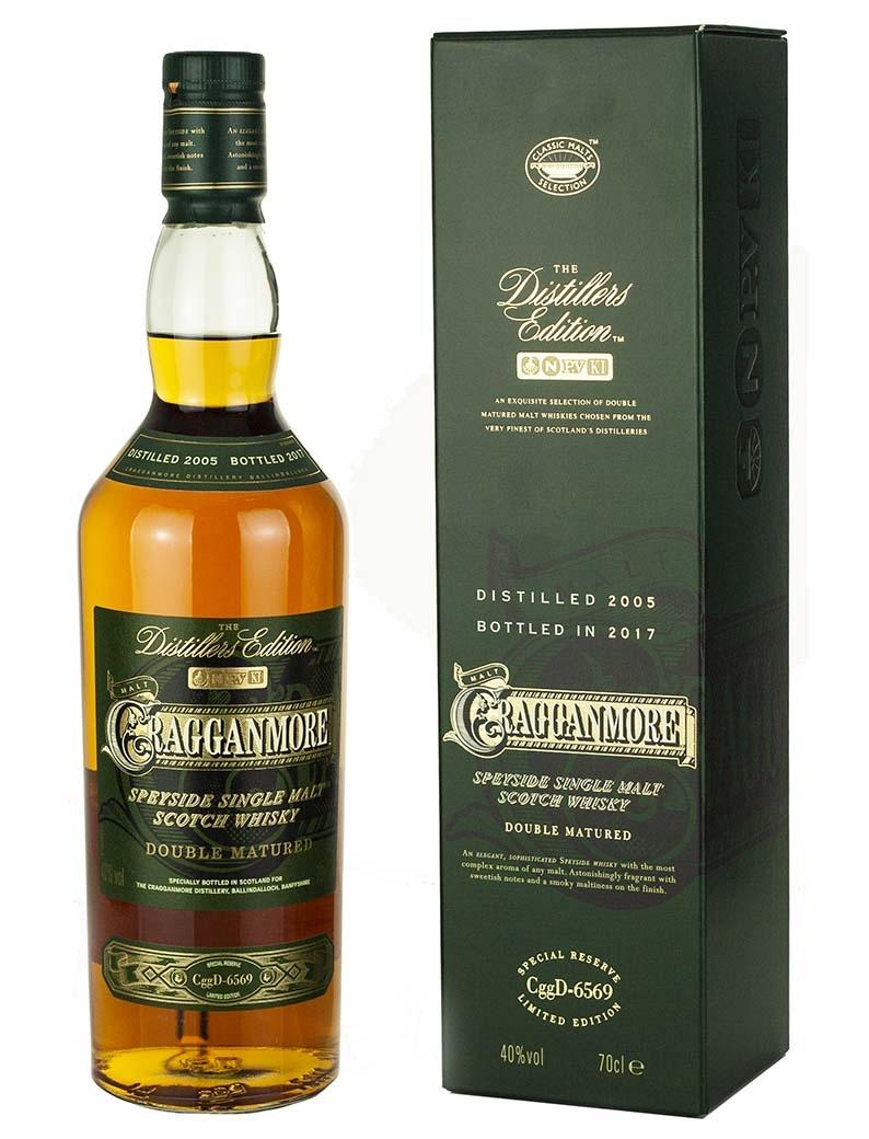 Cragganmore 2005 Distillers Edition