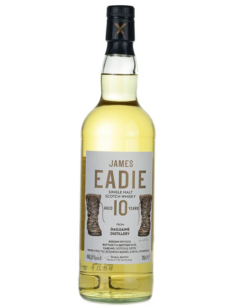 Dailuaine 10 Year Old James Eadie The Boot