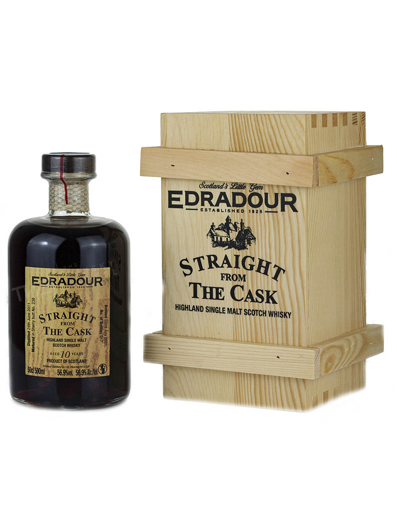 Edradour 10 Year Old 2011 Sherry Stfc