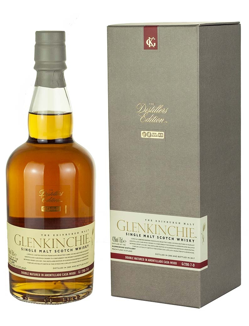 Glenkinchie 2005 Distillers Edition