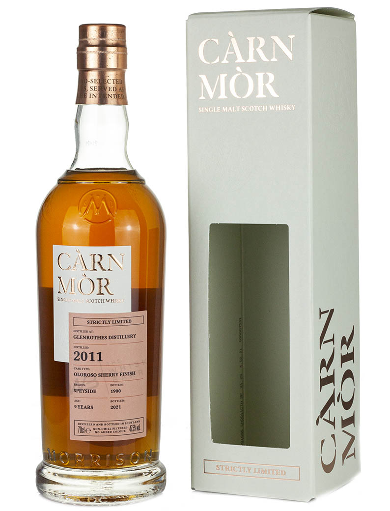 Glenrothes 9 Year Old 2011 Strictly Limited
