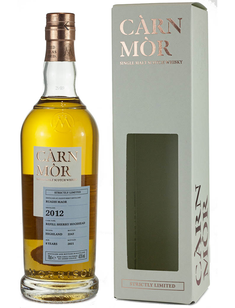 Glenturret Ruadh Maor 8 Year Old 2012 Strictly Limited