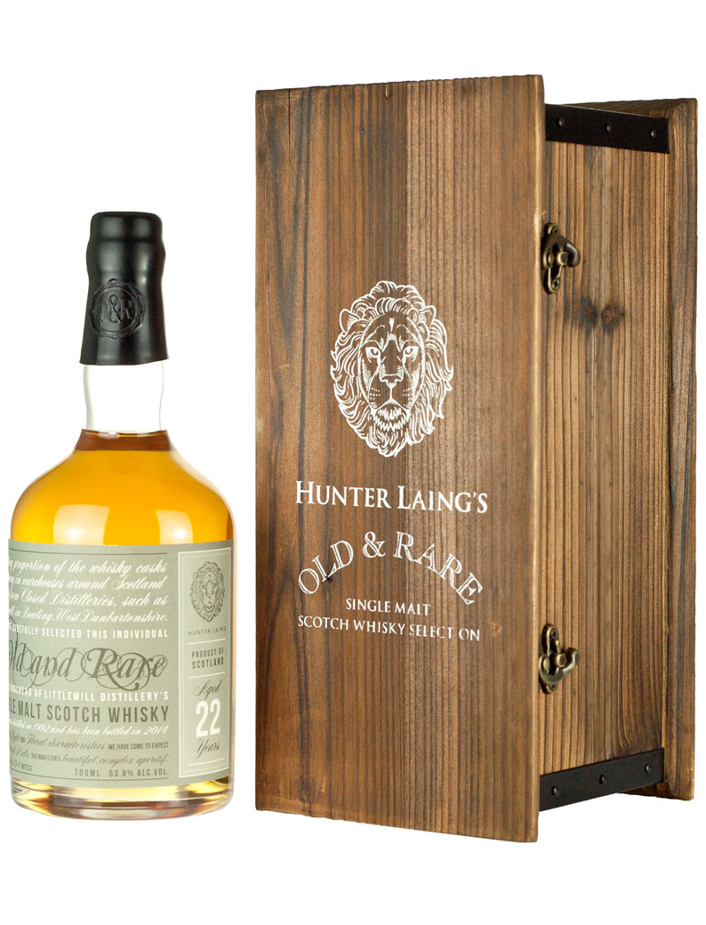 Littlemill 22 Year Old 1992 Old & Rare