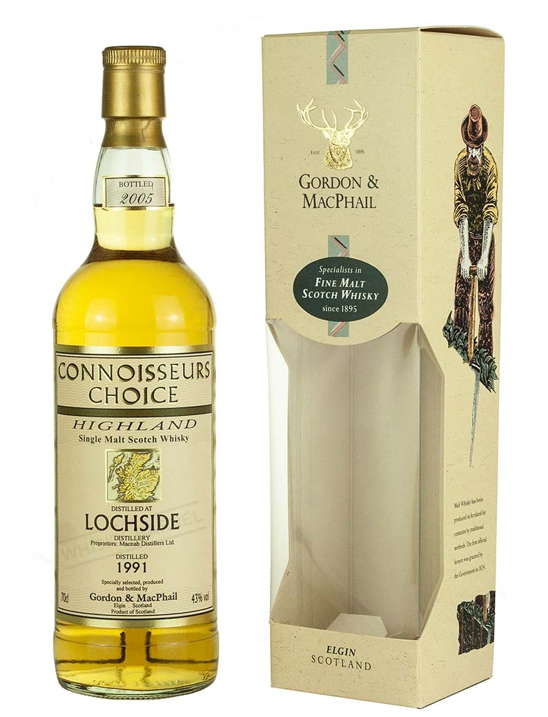 Lochside 1991 Connoisseurs Choice (2005)