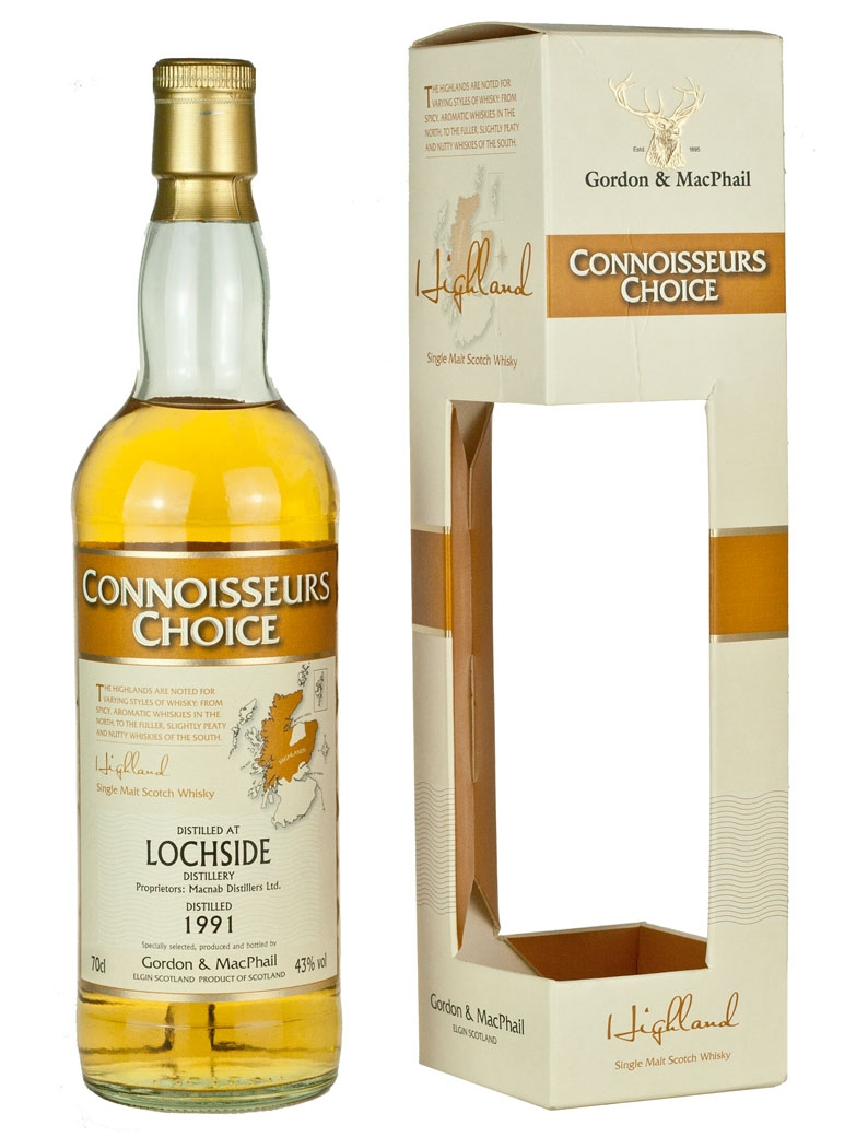 Lochside 1991 Connoisseurs Choice (2008)