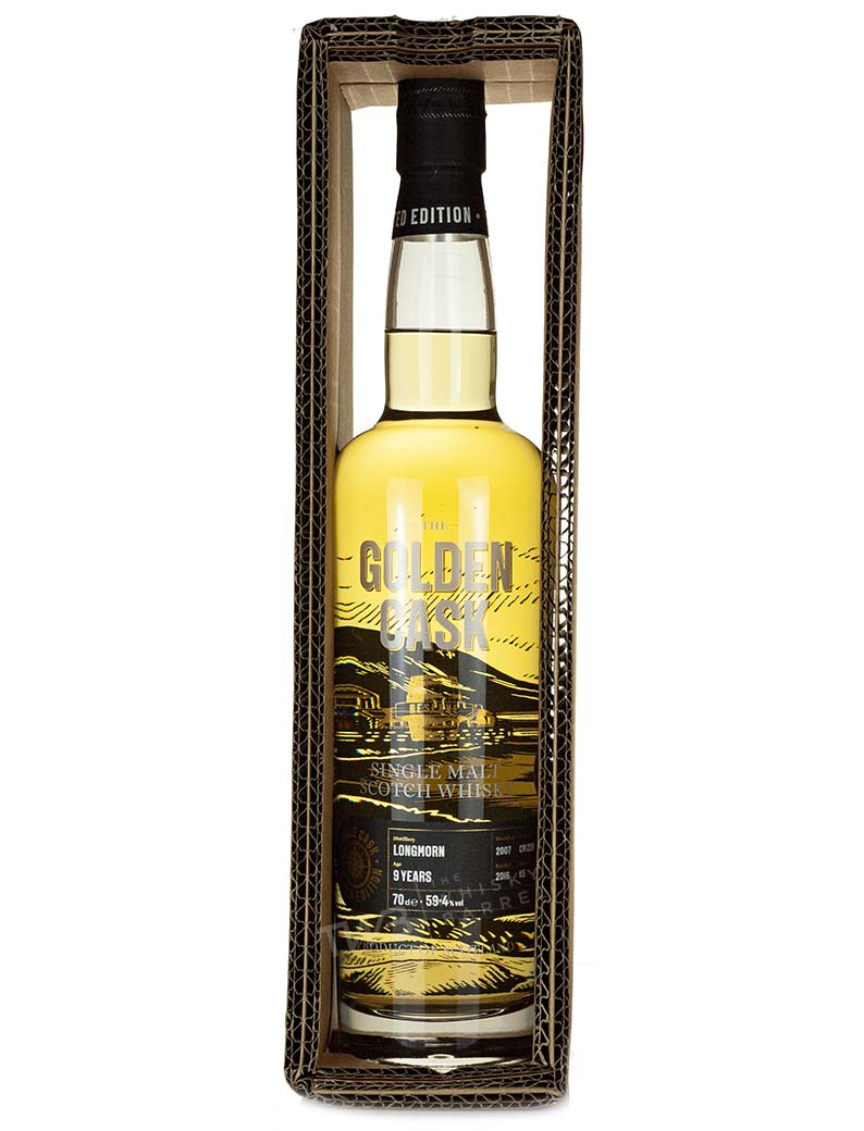 Longmorn 9 Year Old 2007 The Golden Cask