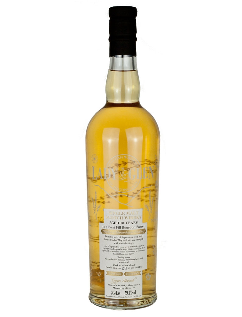 Mannochmore 10 Year Old 2007 Lady Of The Glen