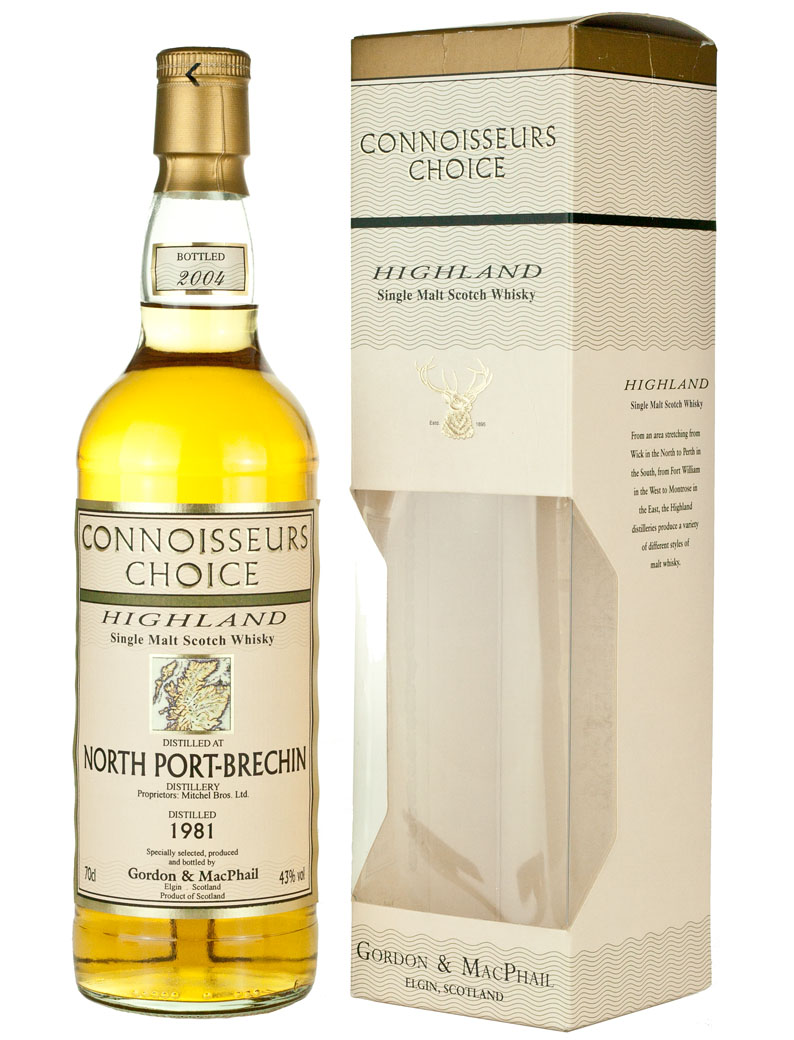 North Port Brechin 1981 Connoisseurs Choice (2004)