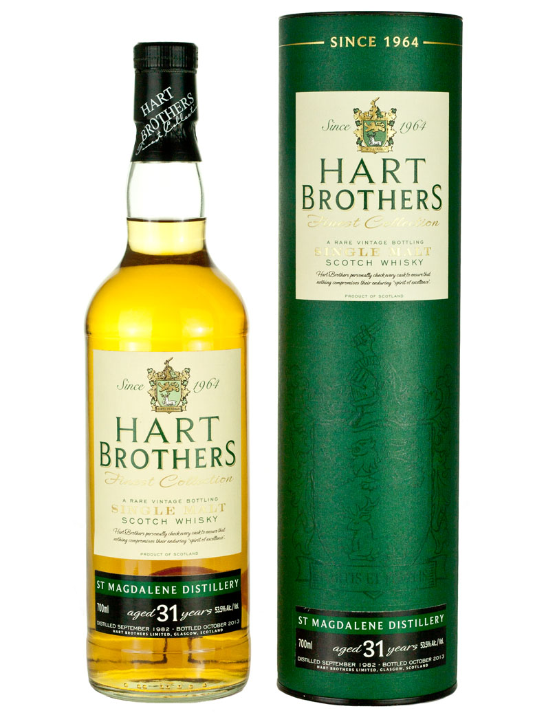 St. Magdalene (linlithgow) 31 Year Old 1982 Hart Brothers