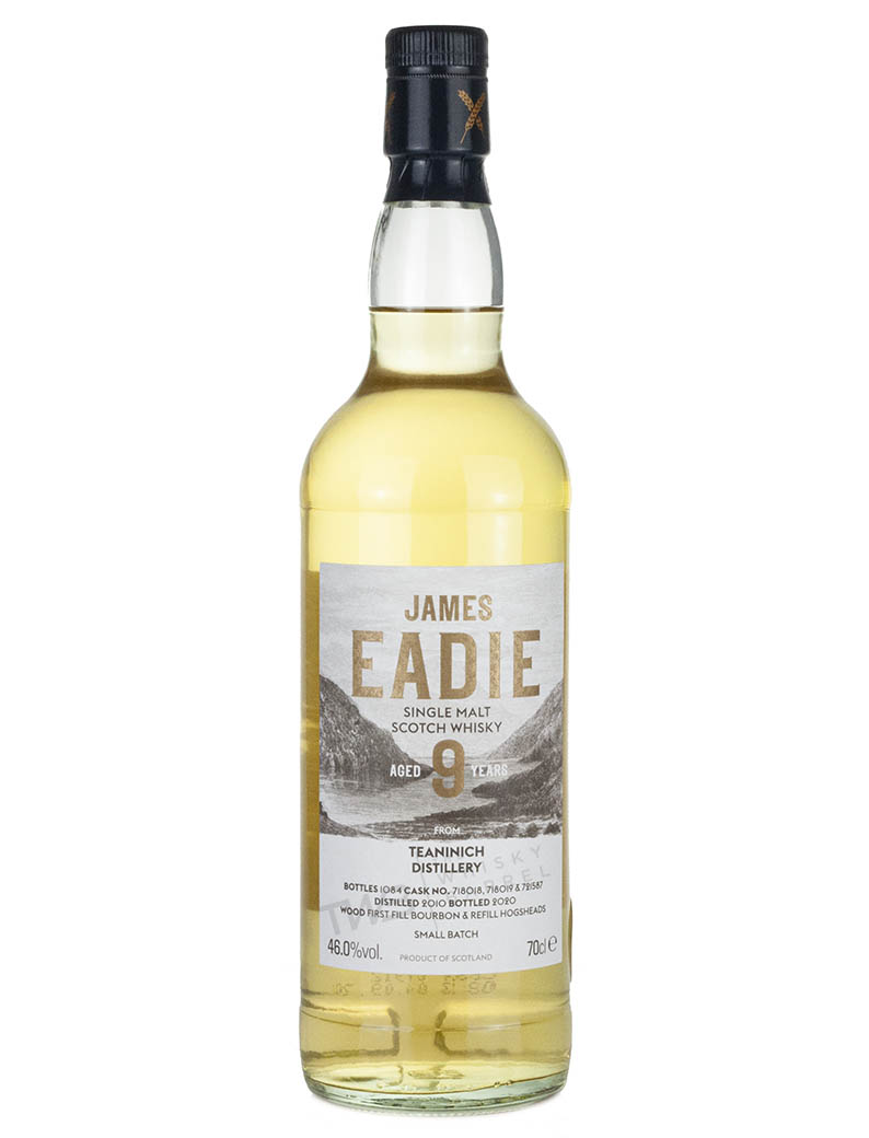 Teaninich 9 Year Old James Eadie Small Batch