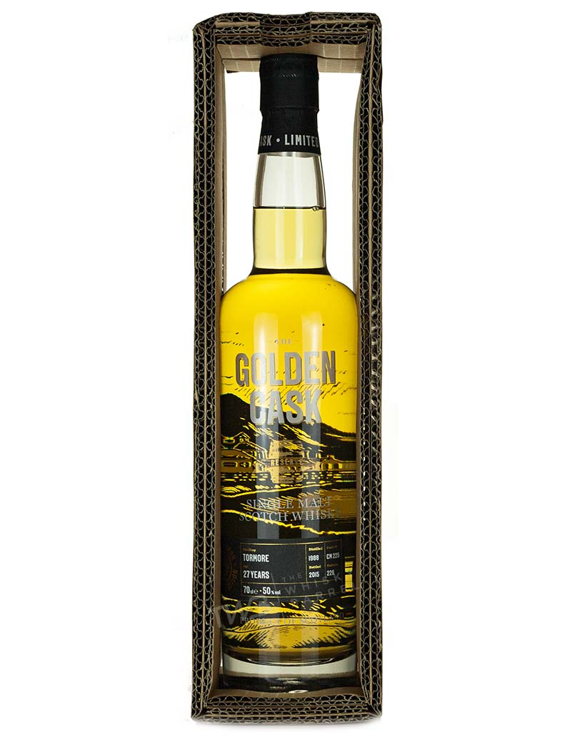 Tormore 27 Year Old 1988 The Golden Cask