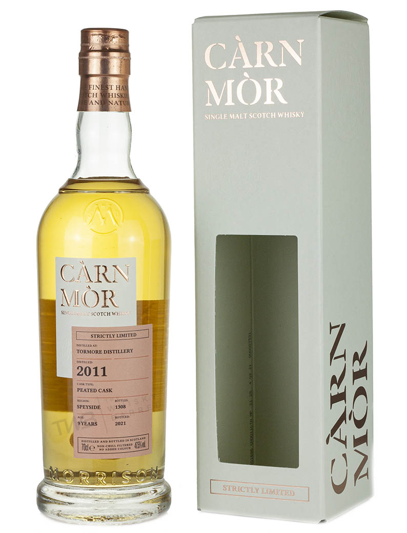 Tormore (peated) 9 Year Old 2011 Strictly Limited